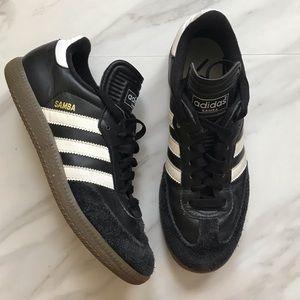Classic Adidas Samba Soccer Shoes